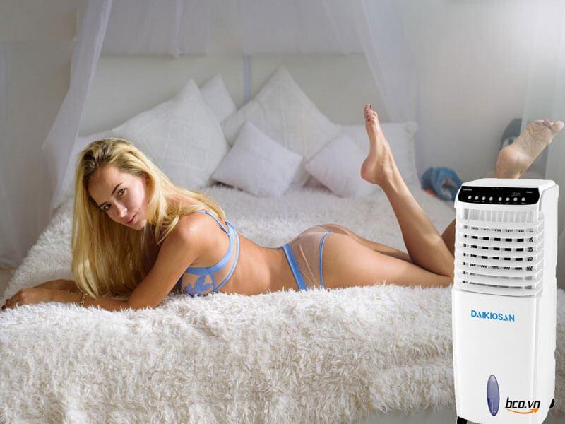 Quạt điều hòa cho phòng ngủ